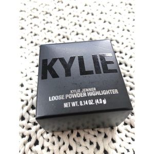 NEW Kylie Cosmetics loose powder highlight